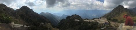A view of Peru